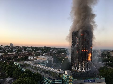 Grenfell: Capitalism making a Killing