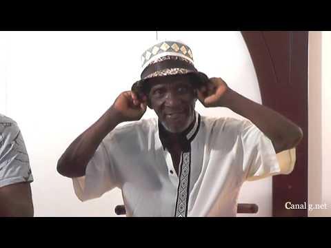 Canal g. net  PRESENTE  IBO SIMON ds  Kar ni a di L'invité du jour Marvin Vauvane par Romy Mirefleur