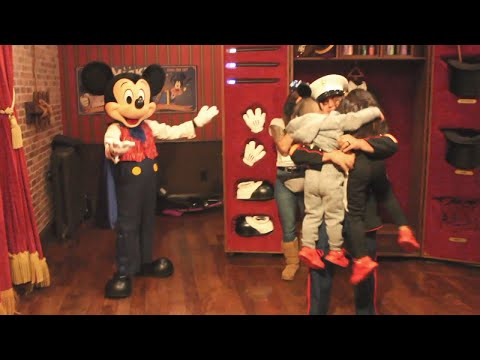 Lance Houston - Watch Mickey Mouse Magically Reunite a Military Family
