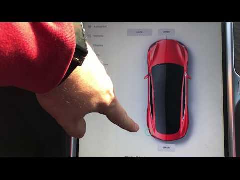 #71 Tesla OS Model S Nastavení Vozidla | Teslacek