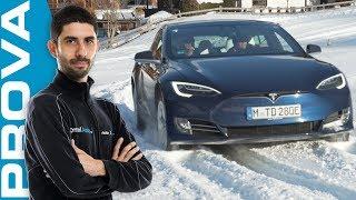 Tesla Model S | 1.000 km per andare a
