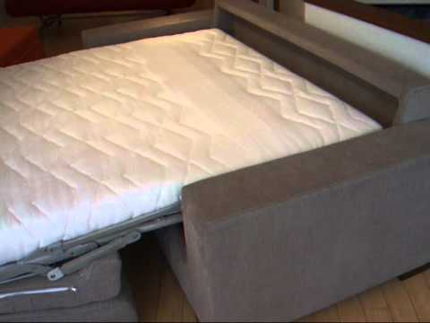 Hollandia Internationals Bolero Sleeper Sofa Latex Mattress