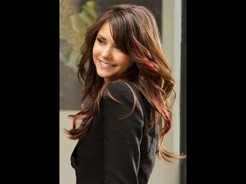 Diy red highlightsstreaks like elena from the vampire diaries youtube diy red highlightsstreaks like elena from the vampire diaries solutioingenieria Image collections