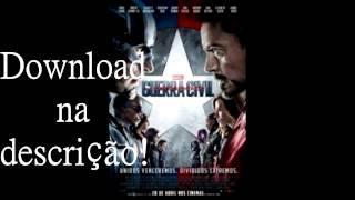 Assistir:Capitão América Guerra civil dublado online! + |DOWNLOAD VIA TORRENT|2017!