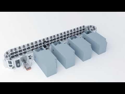 Liebherr - Pallet Handling System PHS Allround Statement