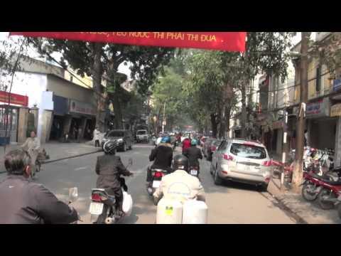 Hanoi - Motorbike Shopping