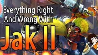Everything Right And Wrong With Jak II: Renegade - valeforXD