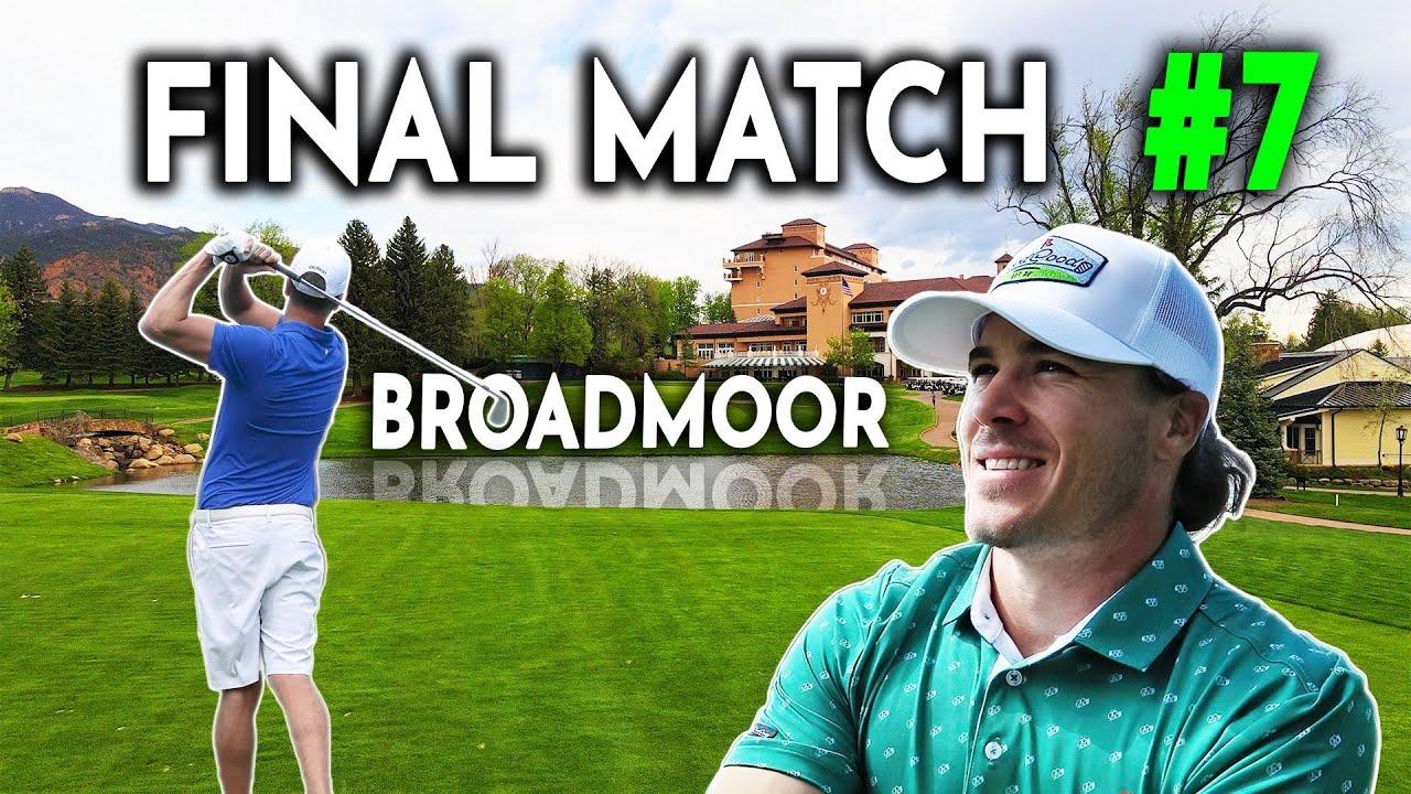Match #7 Vs Micah Morris   The Broadmoor Series