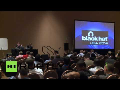 USA: World's best hackers talk privacy at Black Hat