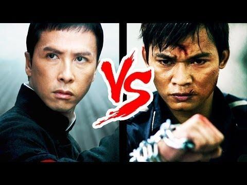 Solo Chân Tử Đan vs Tony Jaa