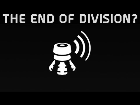 THE END OF THE DIVISION ?
