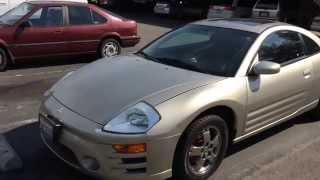 2005 Mitsubishi Eclipse - Updates & Test Drive May 2014