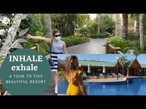 Dubai Marine Beach Resort and Spa: A quick tour on the resor