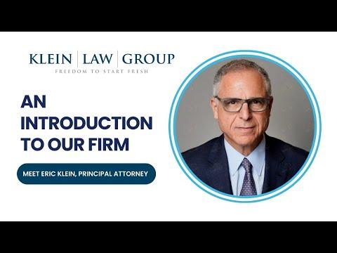 Eric N. Klein, Principal Attorney at Klein Law Group | Boca Raton Attorneys