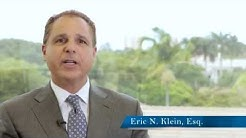 Eric N. Klein, Principal Attorney at Klein Law Group | Boca Raton Attorneys