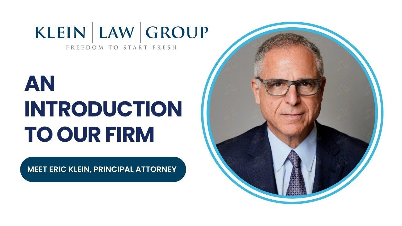 Eric N  Klein, Principal Attorney at Klein Law Group | Boca Raton Attorneys