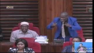 """Mbunge """"Bwege"""" Suleiman ametikisha Tena Bunge kwa vituko na hoja za msingi 20-06-2018"""