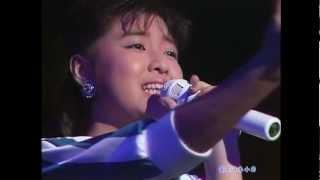 菊池桃子 - Dear Children (HD 720p) 1986年武道館ライブ.
