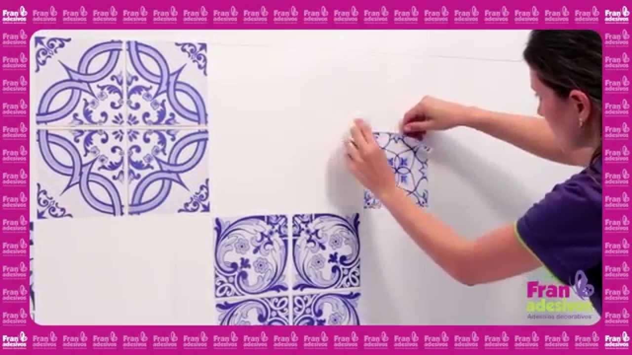 Fran Adesivos ~ Fran Adesivos Como Aplicar Adesivo de Azulejo YouTube
