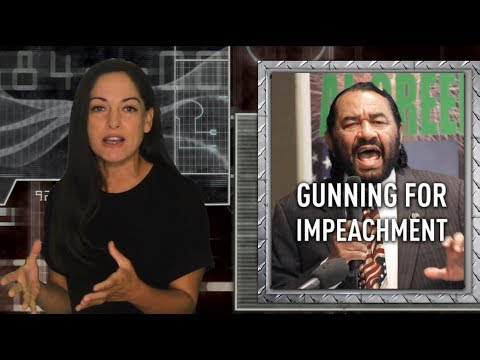 Dem Rep Green attempts to force House vote to impeach Trump
