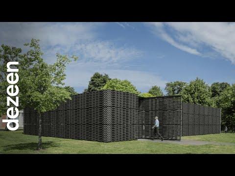 Frida Escobedo interview: Serpentine Pavilion 2018