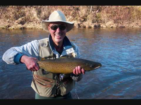 Monster brown trout fishing new york tributary of lake for Trout fishing ny