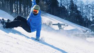 2017 INFINITY MOVIE【THE ONE】橋本謙太  河合美保 SNOWBOARD FREE RIDING スノーボード フリーライディング カービングターン Carving turn