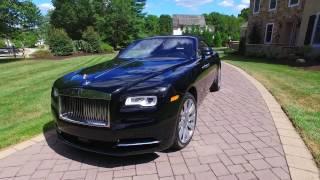 Rolls Royce Dawn 2016 Videos
