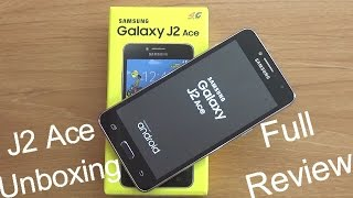 Samsung J2 Ace J2 Prime Unboxing Camera Test Full Review HINDI