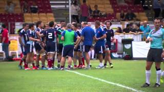 M2 - France Development vs Grenoble University Rugby