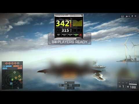 JetSlammer - The ultimate Battlefield 4 jet hack!