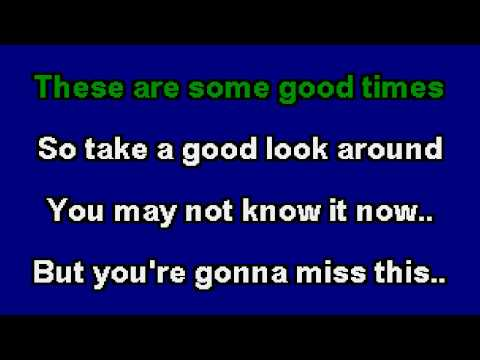 YOU'RE GONNA MISS THIS by TRACE ADKINS...