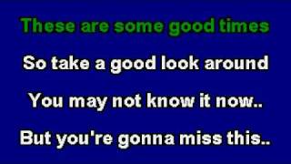 YOU'RE GONNA MISS THIS by TRACE ADKINS (KARAOKE)