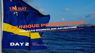 A Unique Curaçao Snorkeling Adventure | Day 2 | The Suit Curacao