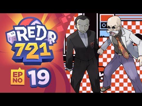 DOUBLE BADGE ATTEMPT    Let's Play Pokemon Red 721 Nuzlocke Randomizer w/ ShadyPenguinn