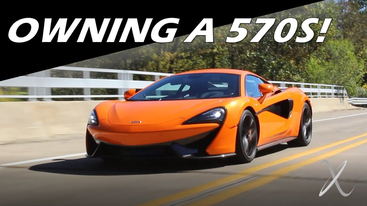 Why Owning A Mclaren 570s Is Better Than A 12c Youtube