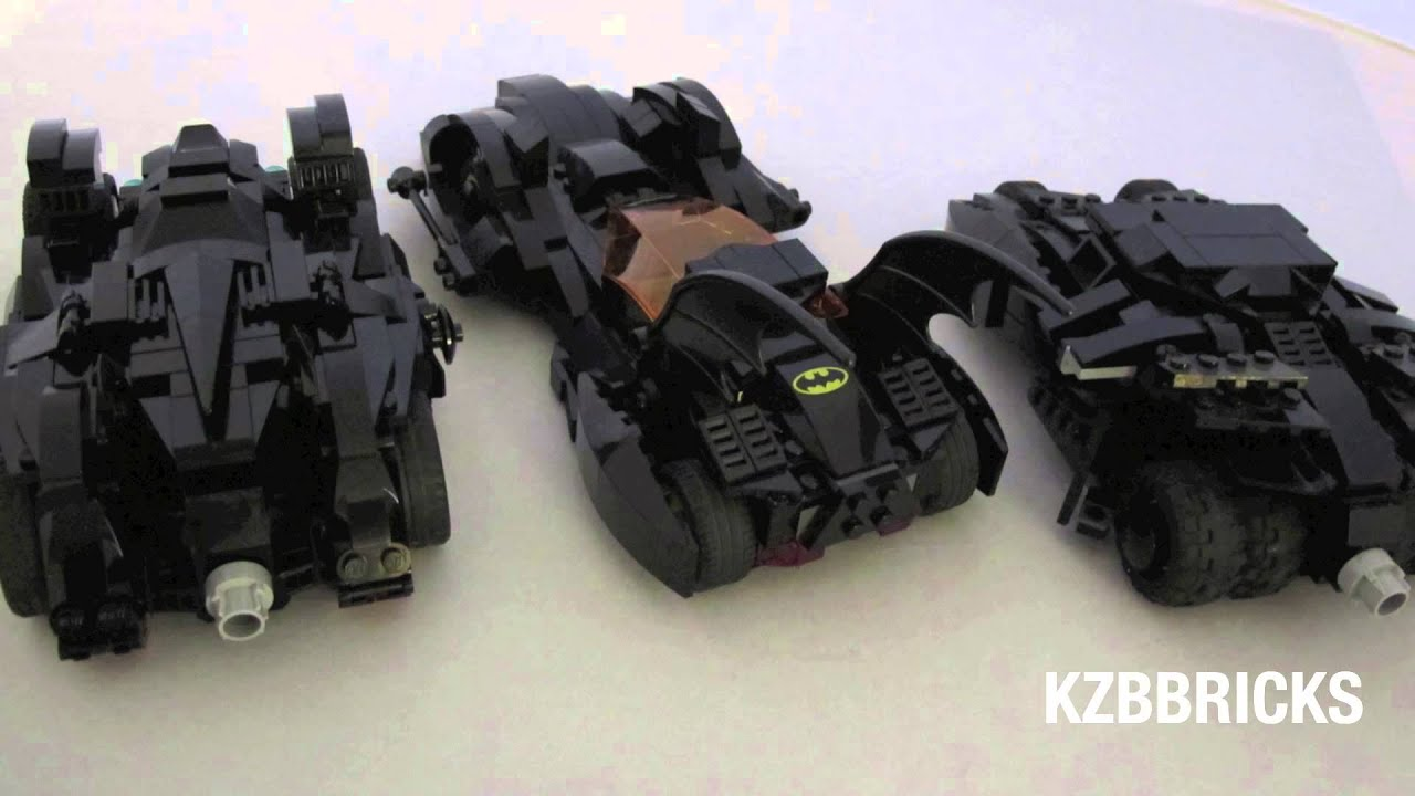 lego batman batmobile collection tumbler arkham. Black Bedroom Furniture Sets. Home Design Ideas