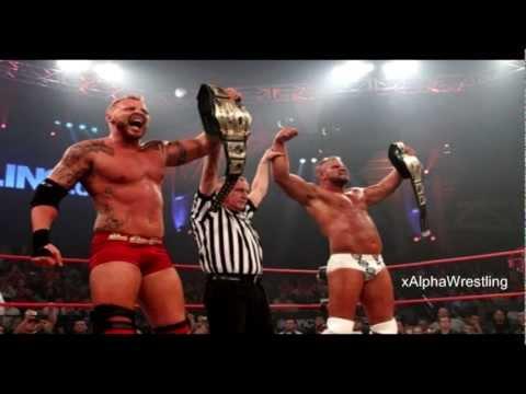 Crimson & Matt Morgan TNA theme ''The Way of the Ring'' °HQ°