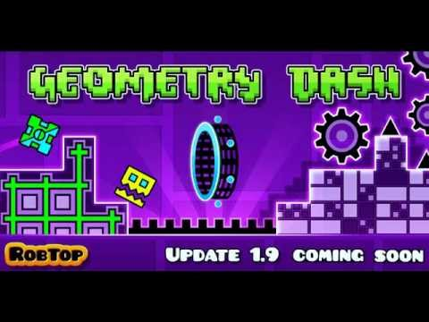 Download Geometry Dash 1.9 || Finally Upgrading