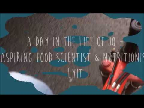 A day in the life of an aspiring food scientist