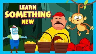 Learn Something New | Short Story for Children in English | Bedtime Stories In English