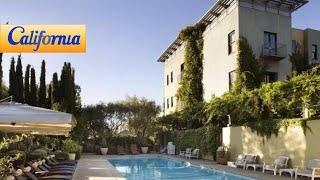 Hotel Healdsburg, Healdsburg Hotels - California