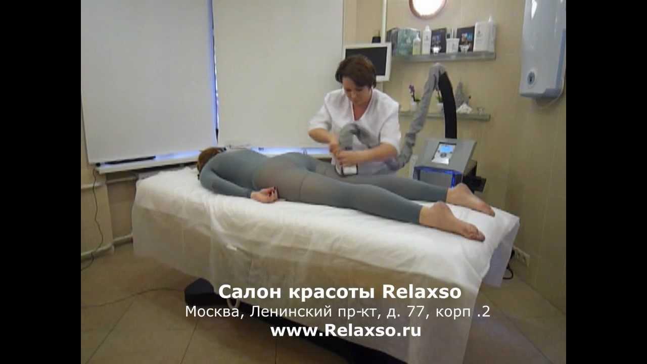 Техника выполнения ролико вакуумного массажа всего тела боди хелт Лечение волос Улица К.Либкнехта Чебоксары