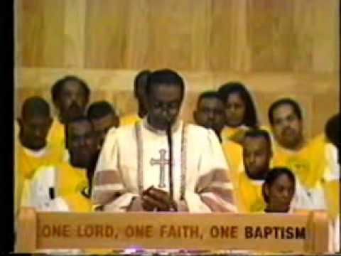 Bishop David Ellis - A Christian Cannot Be A Failure Pt1 Of 5