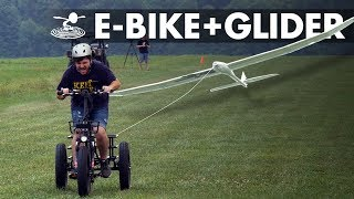 E-Bike Glider Launch!