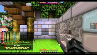 Minecraft LIVE - Hypixel The Walls!