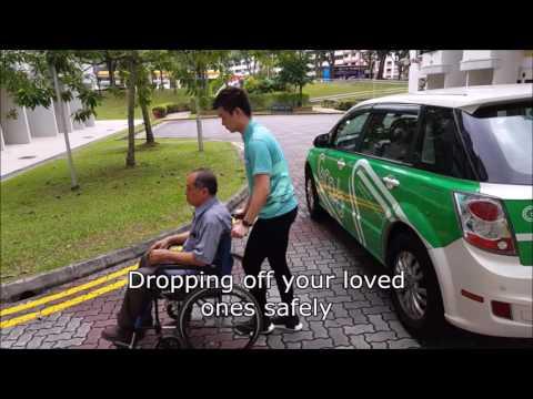 HDT Singapore Taxi