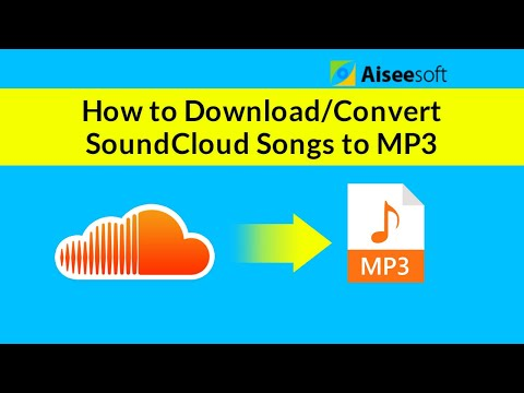 Tutorial] How to Download/Convert SoundCloud Songs to MP3 - YouTube