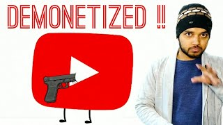 Youtube Update - No Monetization in 2018 | Get 1 Lakh Views to Monetize Your Channel | Hindi - हिंदी