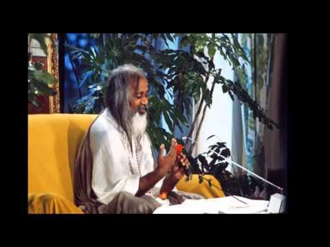 Maharishi Mahesh Yogi on Married  Life- 1972 Humboldt, USA